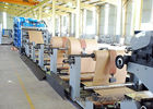 Healthy Heat Iron & Ceramic Cement Paper Bag manufacturing Machine 30 Meters Length