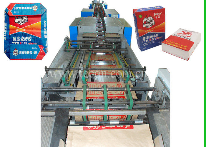 High Efficiency Multi - function Paper Packing Machine with Servo System
